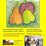 Gartenflohmarkt Flyer A4