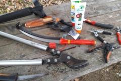Werkzeugschau