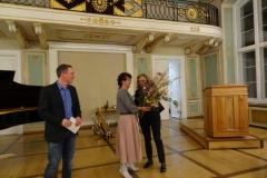 Auszeichnung von Petra